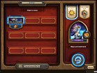 Hearthstone Heroes of Warcraft - Pantalla