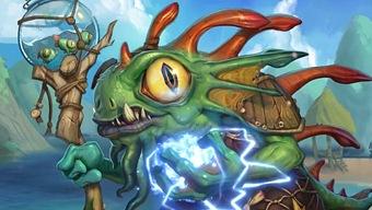 Video Hearthstone: Heroes of Warcraft, Presentación de Morgl el Oráculo
