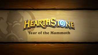 Hearthstone Heroes of Warcraft: Año del Mamut