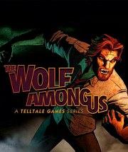 Carátula de The Wolf Among Us - PS4