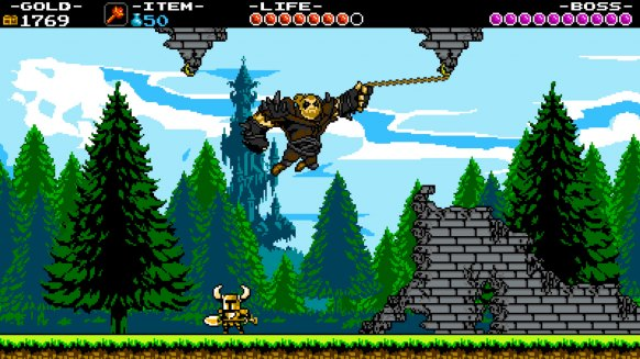 Shovel Knight