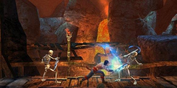 Prince of Persia Shadow Flame análisis