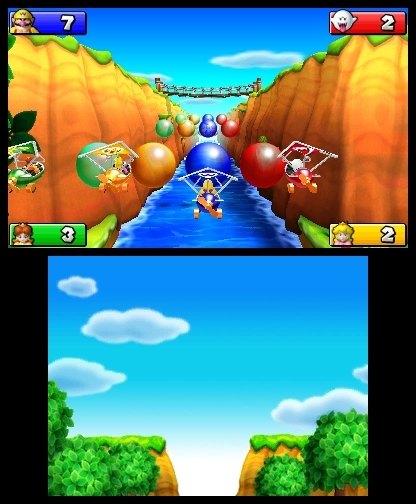 Mario Party Island Tour 3DS