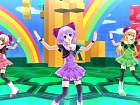 Hyperdimension Neptunia PP - Pantalla