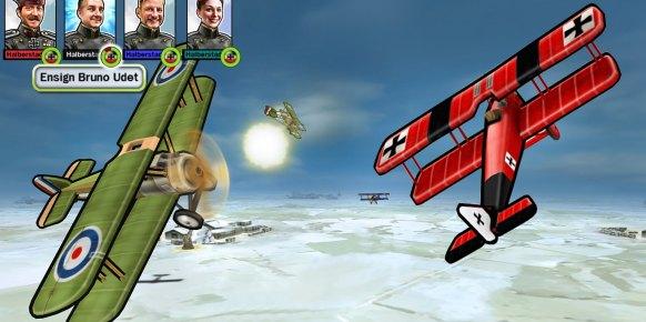 Sid Meier's Ace Patrol análisis