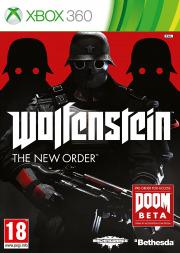 Carátula de Wolfenstein: The New Order - Xbox 360