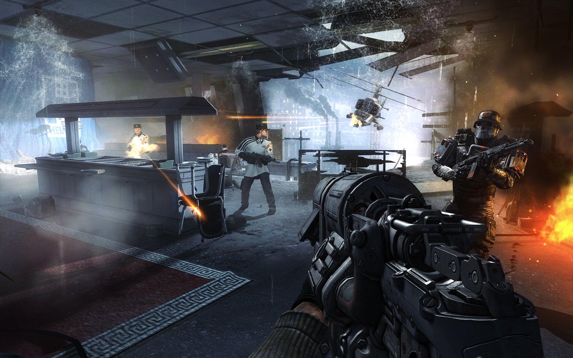 Analisis De Wolfenstein The New Order Para Ps4 3djuegos