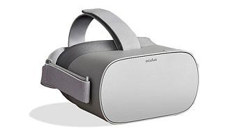 Ya a la venta Oculus Go desde 219 euros