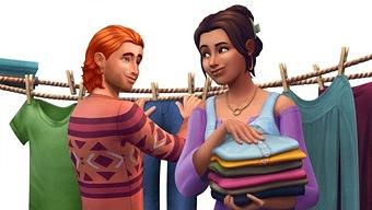 Los Sims 4: 800.000 usuarios eligen el tema coladas para su nuevo DLC