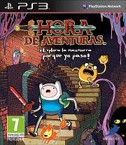 Carátula de Hora de Aventuras - PS3
