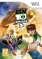 Carátula de Ben 10: Omniverse 2 - Wii