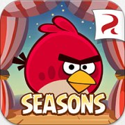 Carátula de Angry Birds Seasons - Android