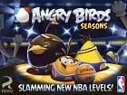 Angry Birds Seasons - Imagen iOS