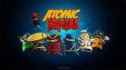 Carátula de Atomic Ninjas - Vita