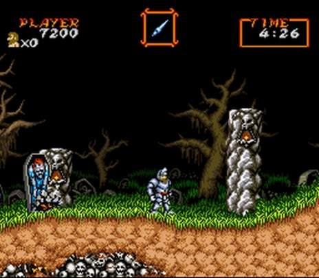 ghouls n ghosts gba descargar juegos