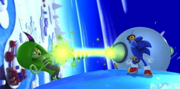 Sonic Lost World Wii U