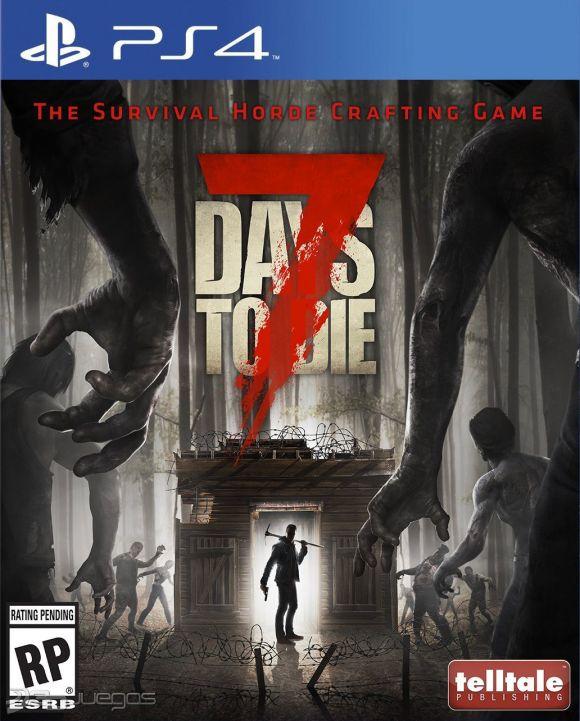 7 Days To Die Para Ps4 3djuegos