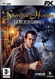 Carátula de Sherlock Holmes y el Rey de los Ladrones - PC