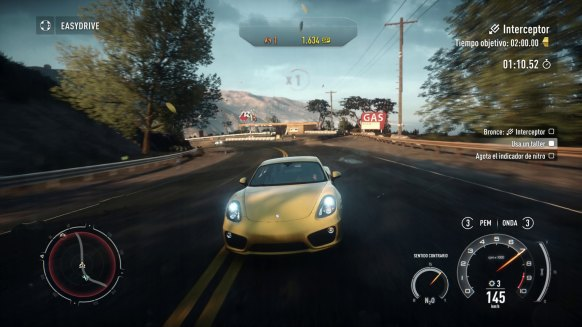 Need for Speed Rivals análisis