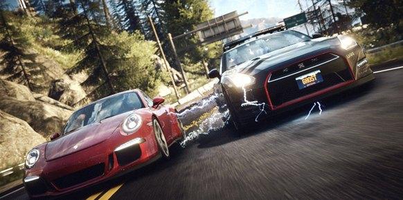 Need for Speed Rivals: Need for Speed Rivals: Impresiones jugables